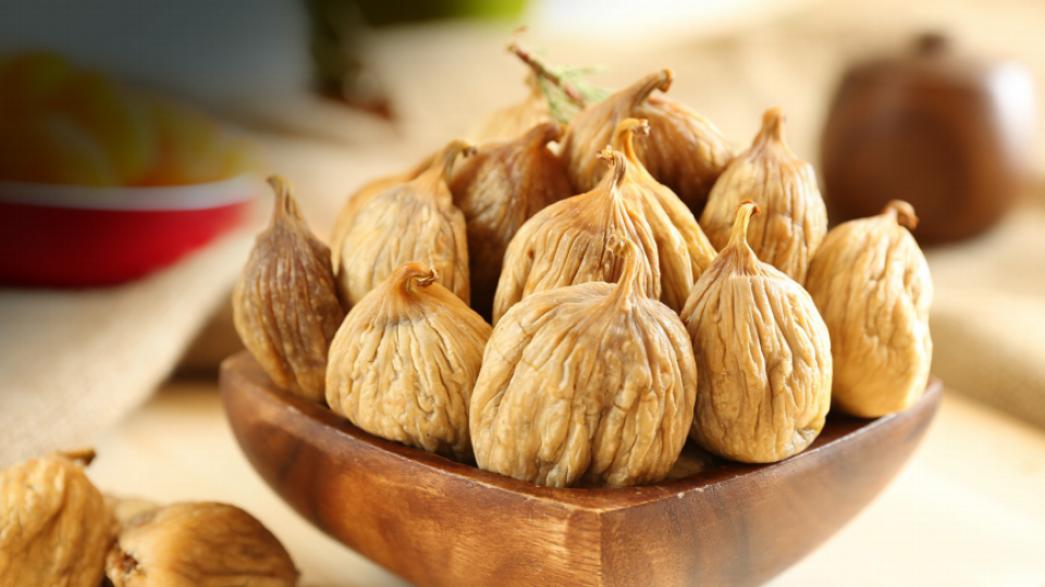 Turkish Dried Fruits & Nuts
