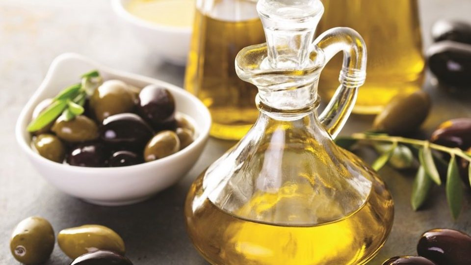 Turkish Olive & Olive Oil